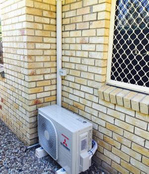 air conditioning installation and electrical